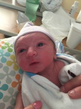 Cooper Chambers, first child of Brad, our Facilities Manager was born November 24th. Congratulations!