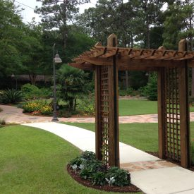 VisitMobile Botanical Gardens   100 acres of gardens   woodland in  . Mobile Alabama Botanical Gardens. Home Design Ideas