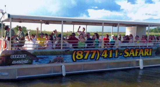 Osprey boat