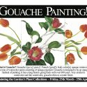 Painting the Garden's Collections in Gouache