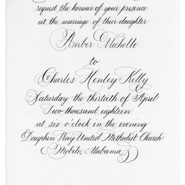 handwritten invitation six by eight copy